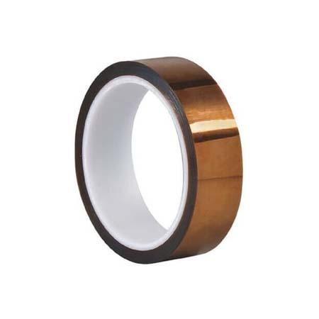 30μm Super Thin Adhesive ESD Polyimide Kapton Tape Masking Tape
