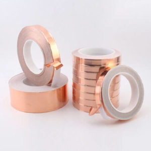 Xinst 0701 Copper Foil Tape With Acrylic Adhesive for soldering