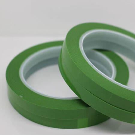High-Temperature Grass Green polyester film Tape