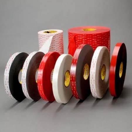 3M 5345 5361 Acrylic Foam Tape