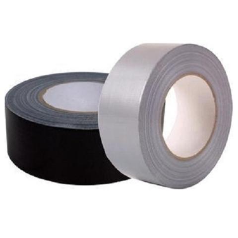 Black Matte Non-Reflective Cloth Stage Tape Gaffer Tape
