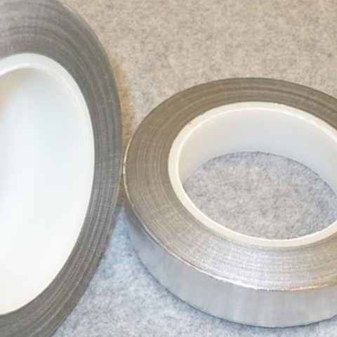 High Thermal Conductive Insulation Copper Foil Glass Cloth Tape for Shield against EMI/RFI radiation