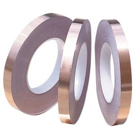 Self-adhesive Conductive Copper Foil Tape For Emi/Esd Shielding For Snail And Slug