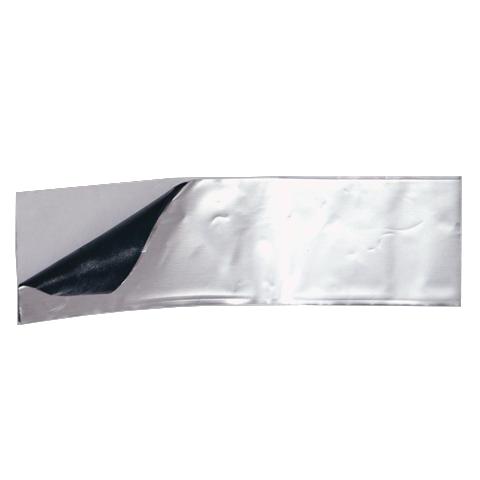 Waterproof Butyl Rubber Aluminum Foil Tape