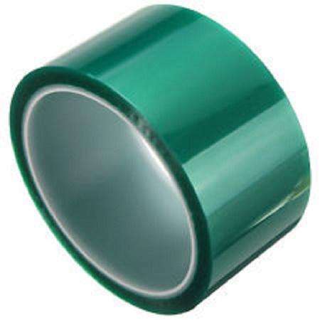 Green PET High Temperature Tape