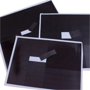 Flexible Magnetic Nfc Ferrite Sheet for mobile phone antenna and RFID equipment
