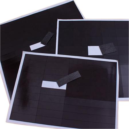 Flexible Magnetic Nfc Ferrite Sheet for mobile phone antenna and RFID equipment
