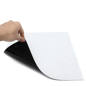 High Temperature Black Silicone Rubber Sheet Self Adhesive Pad