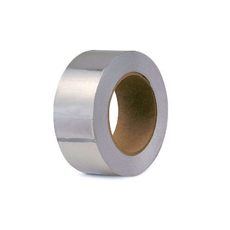 Aluminum Foil Tape with Conductive Adhesive for Radiation Resist