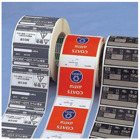OEM Die cutting Label tapes for label printing