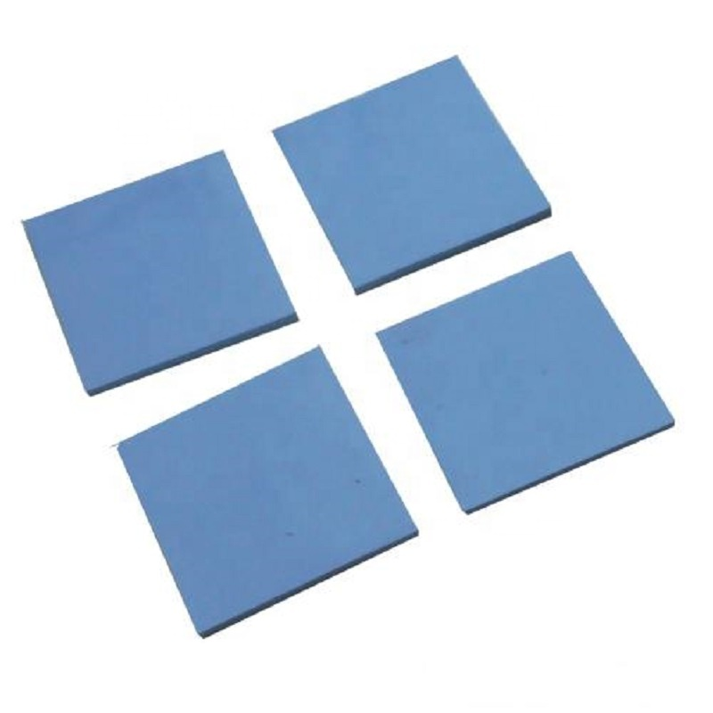Die Cutting Thermal Silicone Pad For LED or CPU