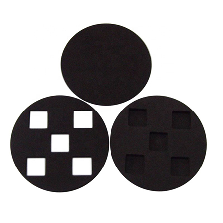 Die Cutting Acrylic Adhesive Double Sided PE/CR/EPDM/PU/EVA Sponge Foam Tape