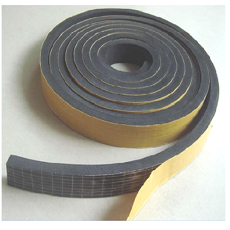 Die Cut PU Foam Tape With Adhesive For Shockproof Washers