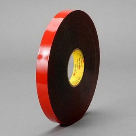 3M 5392FLR Acrylic Foam Tape For Strong Attachment