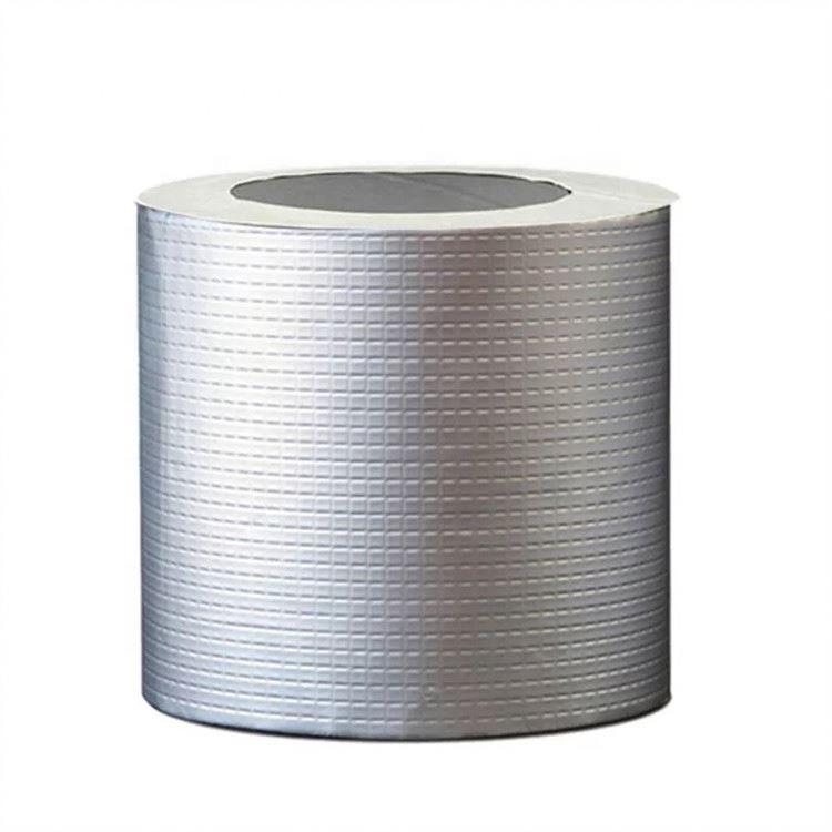 Waterproof Sealing Aluminum Foil Butyl Rubber Tape For House Corner