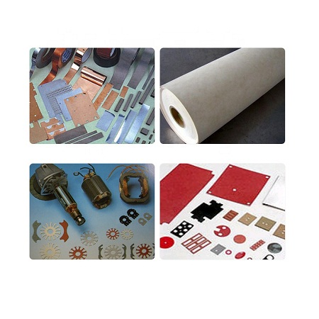 Die cutting customiae PC insulation sheet for Electrical and electronic industries