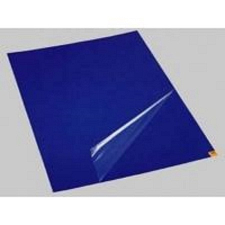 30 Layers Peelable Disposable PE Film Sticky Mat For Cleanroom