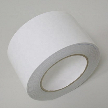 Light Shielding PET Film Black And White Double Sided Tape For TFT-LCD