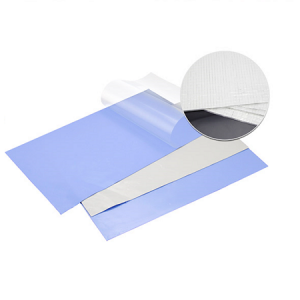 4W/m.K Thermal Conductive Sheet Fiberglass Silicone Gap Filler