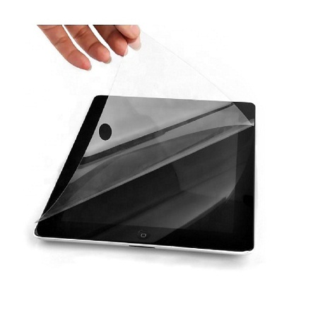 PET Silicone Protective Film glass surface protective film For Tablet PC Screen