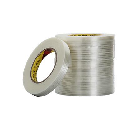 3M 8934 High temperature resistant fiberglass tape double side filament tape