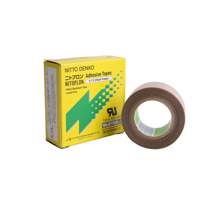 Wholesale Nitto 903UL PTFE heat seal adhesive film tape etched Skived Conductive pure tape