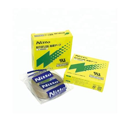 Nitto  973UL-S Nitoflon PTFE Fiberglass Tape