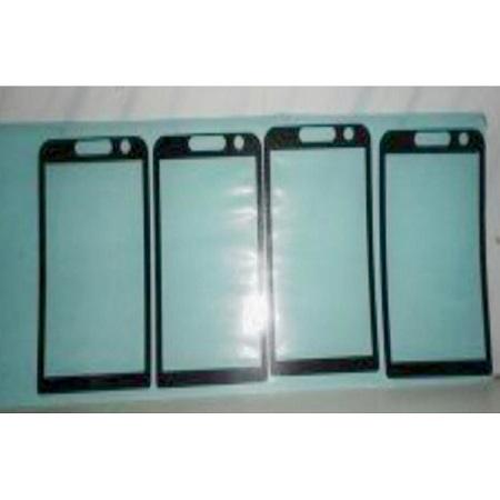 3M 86415 86420 86425 Black foam Electronic Tape Die cutting L-shaped electronic device screen glue