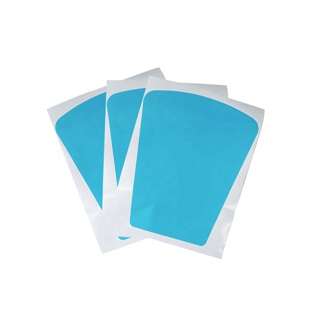 Die cutting Self Adhesive PE high temperature surface protective film for LCD