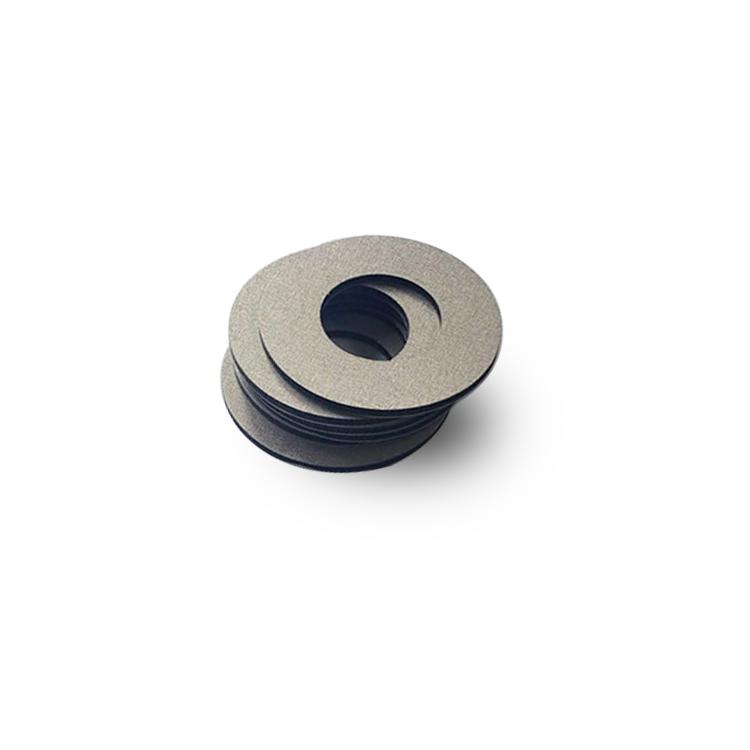 Die cut TRO conductive foam EMI Shielding Foam Gasket with one side adhesive