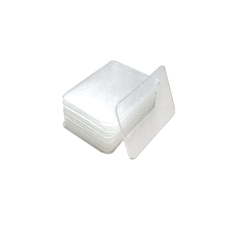 PU nano magic tape Transparent double sided removable adhesive tape