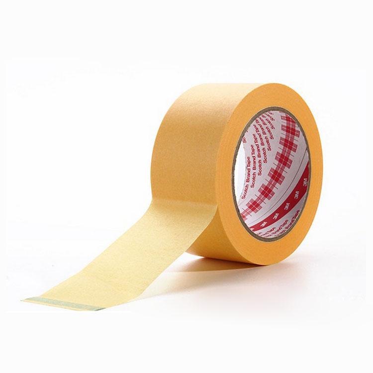 3M244  automotive painted masking tape crepe paper masking tape Masking for Soldering