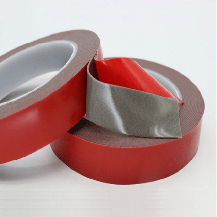 0.8mm thickness Gray acrylic foam double sided tape