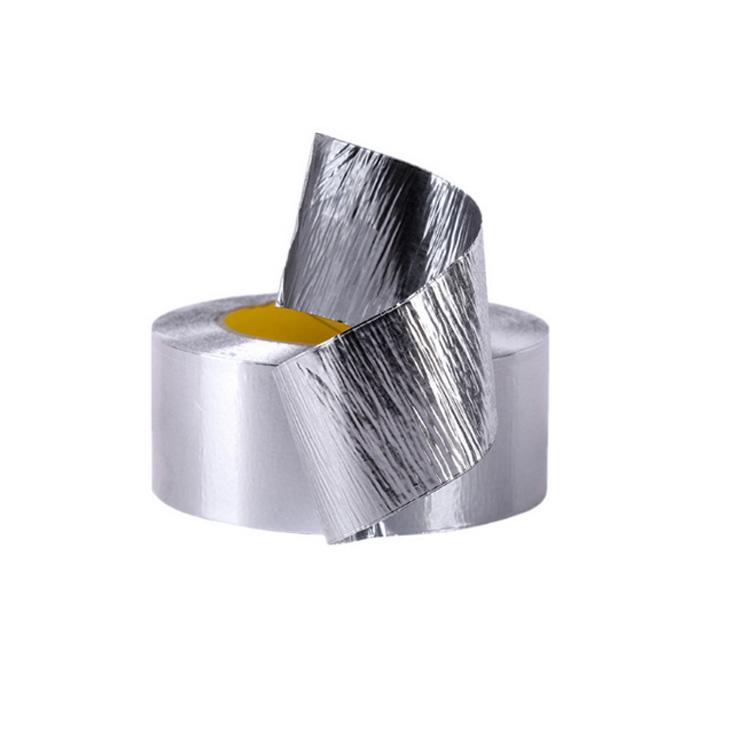 Factory Produce High Temperature Aluminum Foil Glass Cloth Tape Replacement 3M 363