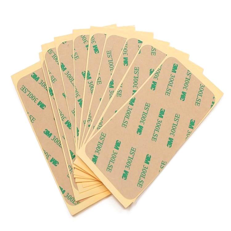 3M 300LSE Serise Adhesive Tape Die cutting Circle Rectangle Sheet