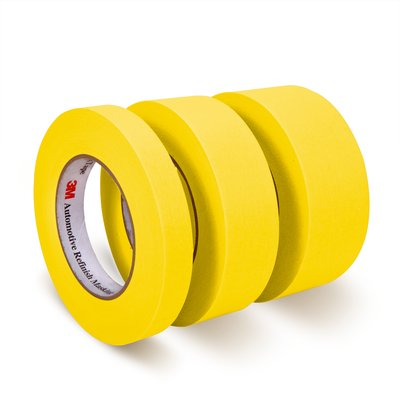 3M 338N Automotive Refinish Masking Tape for the critical paint masking processes