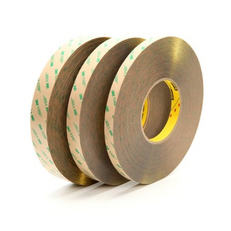 3M 9460PC High Temperature Adhesive Transfer Tape No Backing Transfer Tape