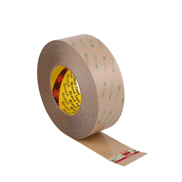 3M 9495MP PET Double Sided tape Coated wth 200MP adhesive for LCD Display