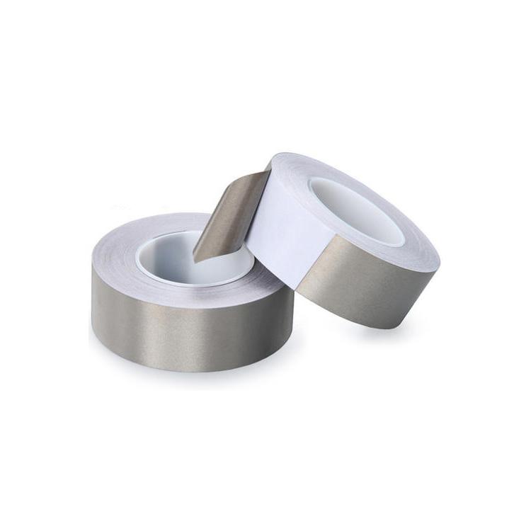 Fabric Over Foam emi shield foam gasket Conductive Foam cloth tape for EMI/RFID Shielding