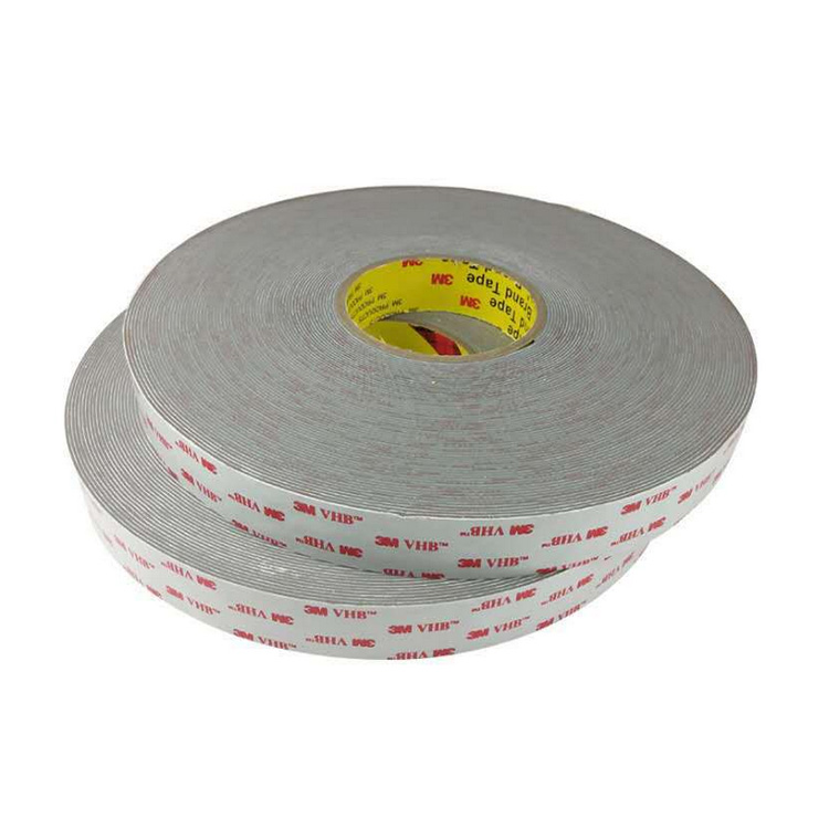 Low temperature resistant VHB foam tape Equal to 3M 4957 Acrylic adhesive tape