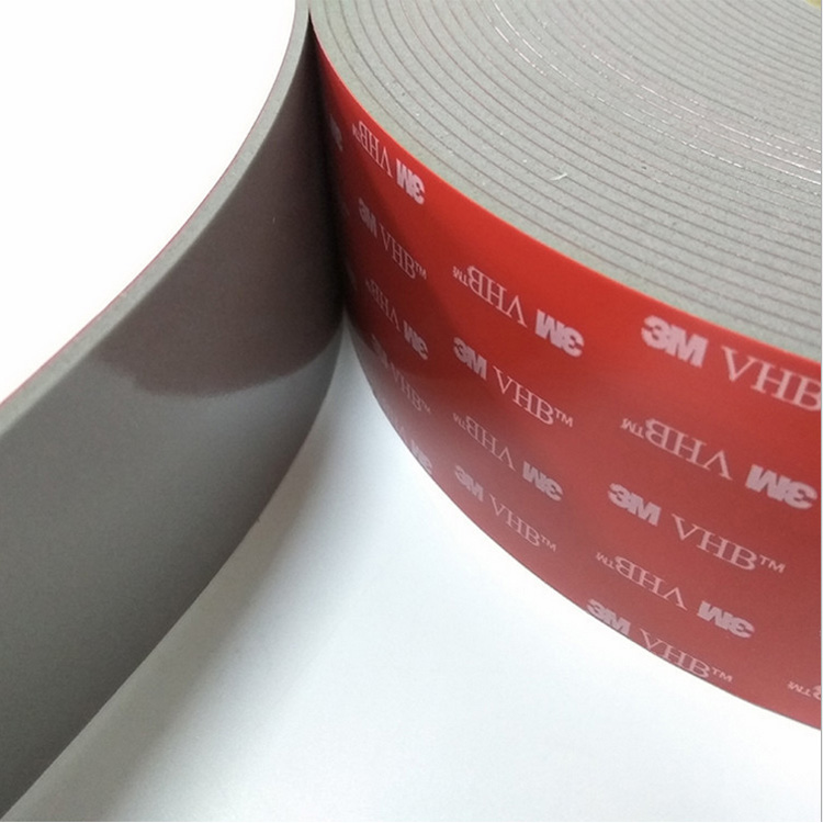 3M 4991 4991B Utilizes Multi-purpose Acrylic Adhesive VHB Double Sided Acrylic Foam Tape 2.3mm Thick