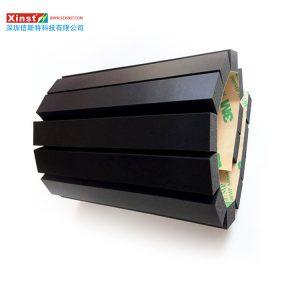 Custom LCD display screen decompression foam die cut PORON 4790-92-15125-04 foam Super soft springback