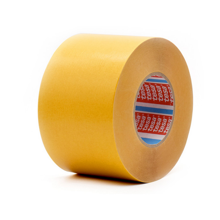 0.24mm thick Tesa 4970 double sided pvc tape for Electronic component fixation