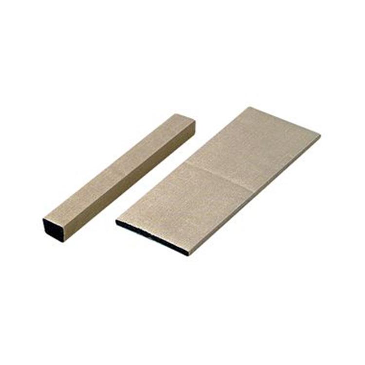 Aluminum plated conductive foam gasket Emi Shielding foam Gaskets die cutting