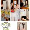 No trace 3M Command Strips Picture Frames Hanging Strip for Frame fixed