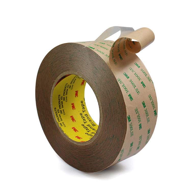 3M 9471LE Clear Double Sided Adhesive Transfer Tape