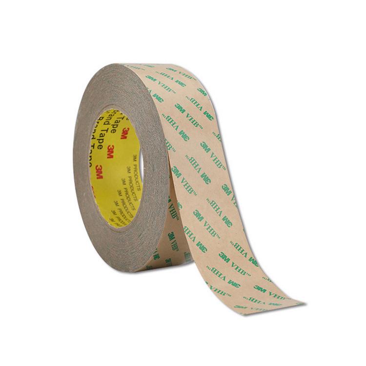 3M 9473PC Clear Adhesive Transfer Tape for ceramictile plastic
