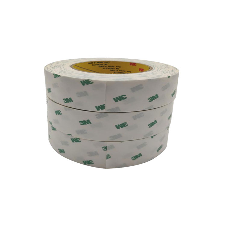 3M 966 Clear Double Sided Transfer Tape with 3M 100 adhesive for Flexible circuit board