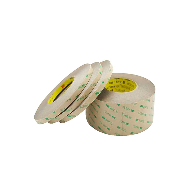 3M 9672LE heat resistant Clear Double Sided Adhesive Transfer Tape