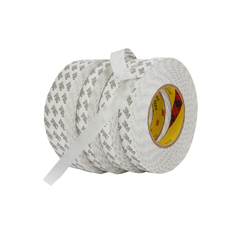 3M 6408 High temperature resistant non-woven Double Coated Tissue Tape